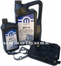 Filtr olej MOPAR ATF+4 skrzyni biegów 42RLE Mitsubishi Raider 3,7