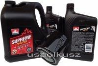 Filtr oraz mineralny olej 5W30 Chrysler Aspen 4,7 V8 2008-
