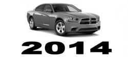 Specyfikacja Dodge Charger 2014