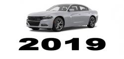 Specyfikacja Dodge Charger 2019