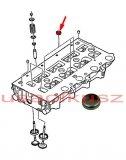 BROK zaślepka głowicy Jeep Liberty 2,5 CRD -2004 21772061