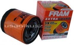 Filtr oleju silnika firmy FRAM Chevrolet Equinox 2008-