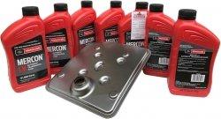 Filtr olej Mercon LV skrzyni biegów 6R80 Mercury Mountaineer 2008-2010