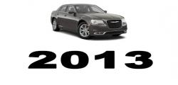 Specyfikacja Chrysler 300C 2013
