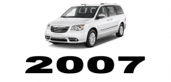 Specyfikacja Chrysler Voyager Town&Country 2007
