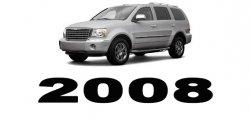 Specyfikacja Chrysler Aspen 2008
