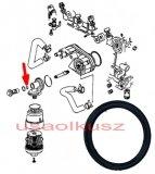 Oring adaptera filtra oleju Jeep Grand Cherokee 3,1 TD 46320249F