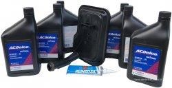 Filtr + olej ACDelco automatycznej skrzyni biegów Chevrolet Colorado 2015-
