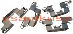 Zestaw montażowy tylnych klocków hamulcowych Mazda CX-7 CX7
