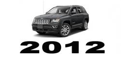 Specyfikacja Jeep Compass / Patriot 2012