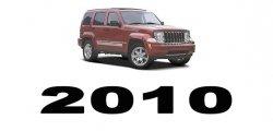 Specyfikacja Jeep Liberty 2010