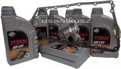 Olej ATF CVT oraz filtr skrzyni Dodge Caliber