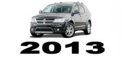Specyfikacja Dodge Journey 2013