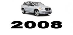 Specyfikacja Dodge Caliber 2008
