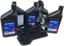 Filtr + olej ACDelco skrzyni biegów 4L60-E GMC Savana -2012