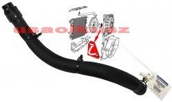 Wąż chłodnicy dolny X83 Jeep Wrangler JK 2,8 CRD 2011-