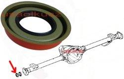 Uszczelniacz półosi tylnego koła GMC Sierra 1500
