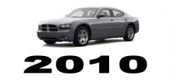 Specyfikacja Dodge Charger 2010