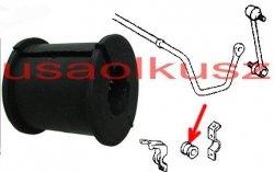 Tuleja guma tylnego stabilizatora 16mm Toyota Venza 4WD 2008-