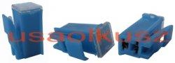 Bezpiecznik samochodowy kostkowy żeński mini z zatrzaskiem JAPVAL FUSE MINI FEMALE CLIP 70A