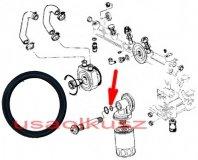 Oring adaptera filtra oleju Jeep Cherokee 2,5 TD 1997- 46320249F