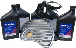 Filtr + olej ACDelco skrzyni biegów 4L60-E Chevrolet Corvette 1994-2003
