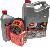 Filtr oraz syntetyczny olej AMALIE 5W30 Buick Allure 3,8 V6
