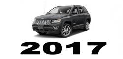 Specyfikacja Jeep Compass / Patriot 2017