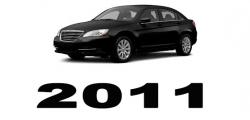 Specyfikacja Chrysler 200 2011