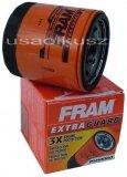 Filtr oleju silnika firmy FRAM Chevrolet Camaro V8 2010-