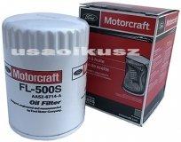 Filtr oleju silnika Lincoln MKZ 2009-