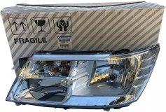 Reflektor lewy RHD Dodge Journey