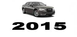 Specyfikacja Chrysler 300C 2015