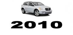 Specyfikacja Dodge Caliber 2010