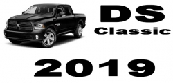 Specyfikacja RAM 1500 DS Classic 2019