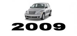 Specyfikacja Chrysler PT Cruiser 2009