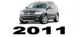 Specyfikacja Dodge Journey 2011