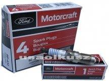 Świeca zapłonowa niklowa MOTORCRAFT SP412 Mercury Mountaineer 4,0 V6 2006-