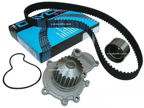 Pompa wody pasek oraz rolka paska rozrządu Plymouth Breeze 2,0 -1997