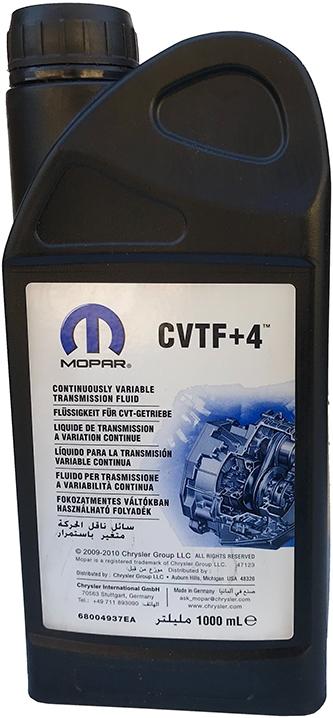 Olej do skrzyń bezstopniowych MOPAR CVTF+4