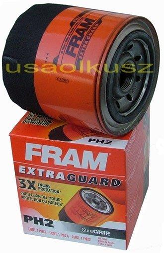 Filtr oleju silnika FRAM Dodge Charger 2008-
