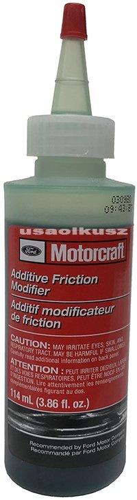 Dodatek do oleju przekładniowego Motorcraft XL-3 modyfikator tarcia Lincoln Mercury