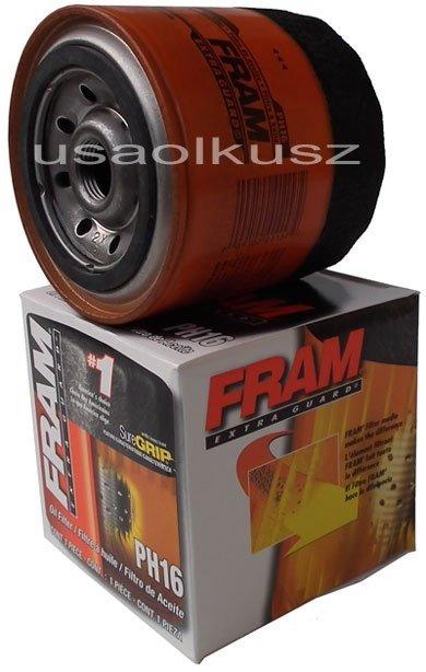 Filtr oleju silnika FRAM Eagle Vision