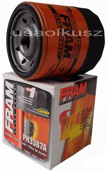 Filtr oleju silnika FRAM Buick Rendezvous