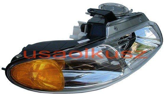 Prawy reflektor USA Plymouth Voyager 1996-2000
