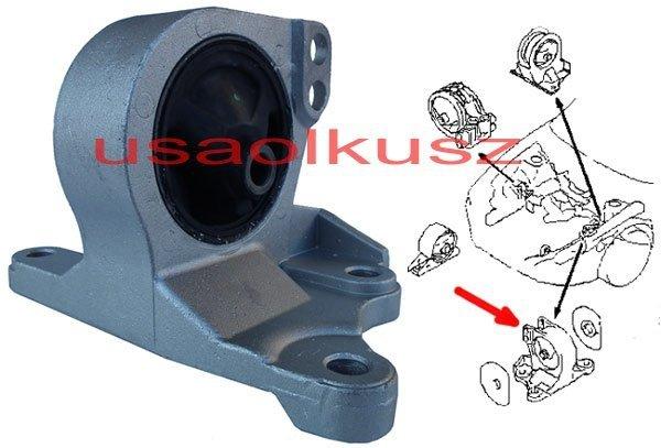 Poduszka Automatycznej skrzyni biegów Mitsubishi Galant 3,0 V6 1999-2003