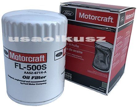 Filtr oleju silnika Ford Edge 2009-