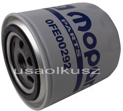 Oryginalny filtr oleju MOPAR Dodge Stratus V6
