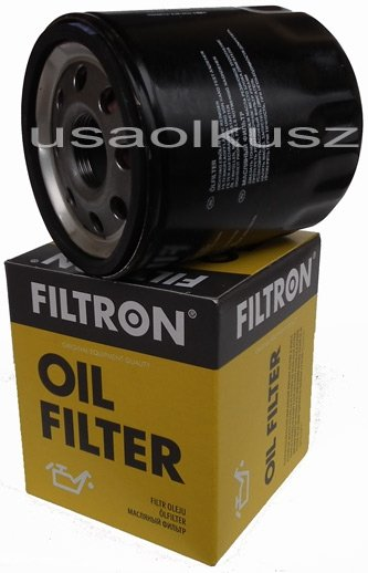Filtr oleju silnika Saturn Red 3,6 V6