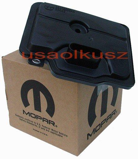 Oryginalny MOPAR - filtr  automatycznej skrzyni biegów 6-SPD Chrysler Pacifica 62TE